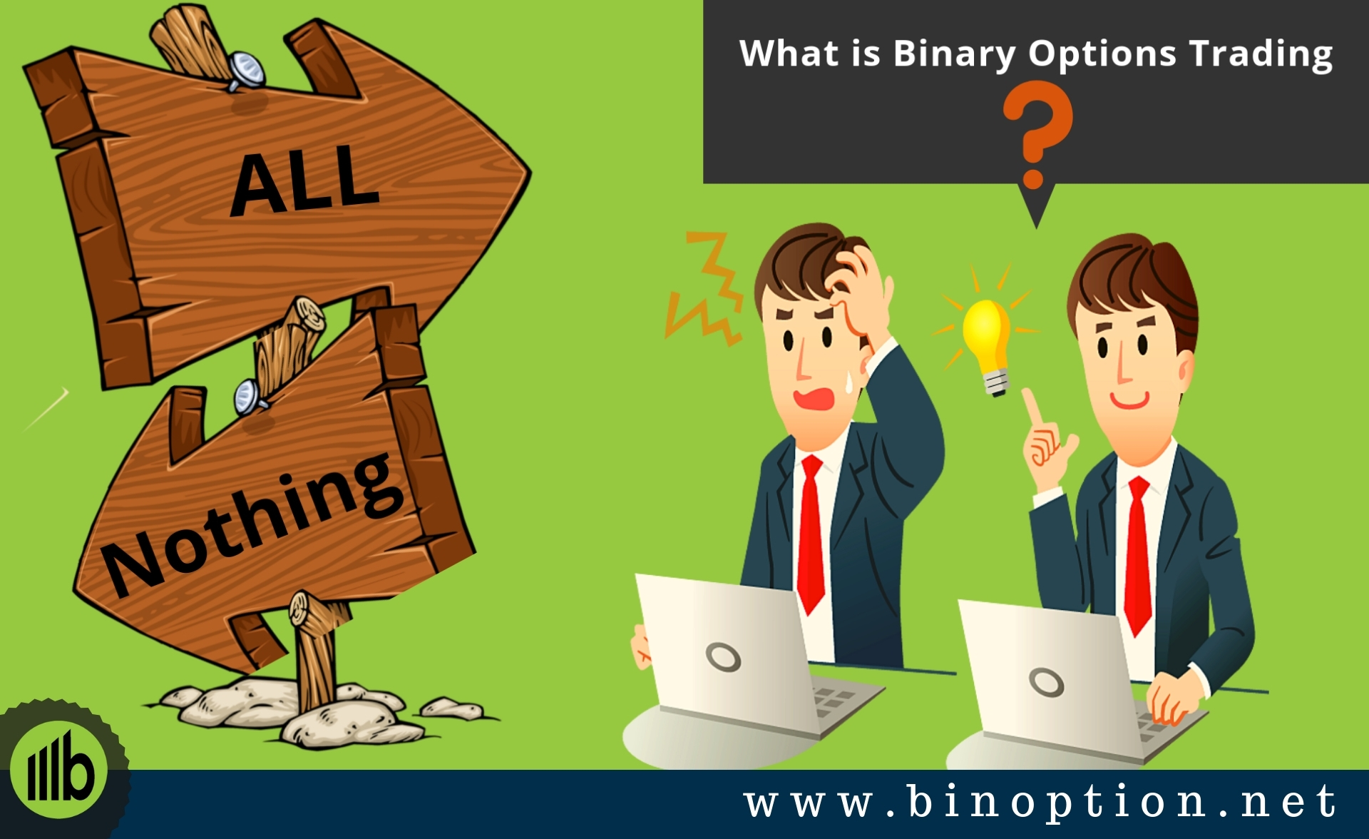 What Are Binary Options Trading? - Explained With Example - Binoption
